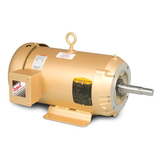 Goulds C11A32F4BD2S 7.5HP 3 PH 184JM OPSB Electric Baldor Motor - Click Image to Close
