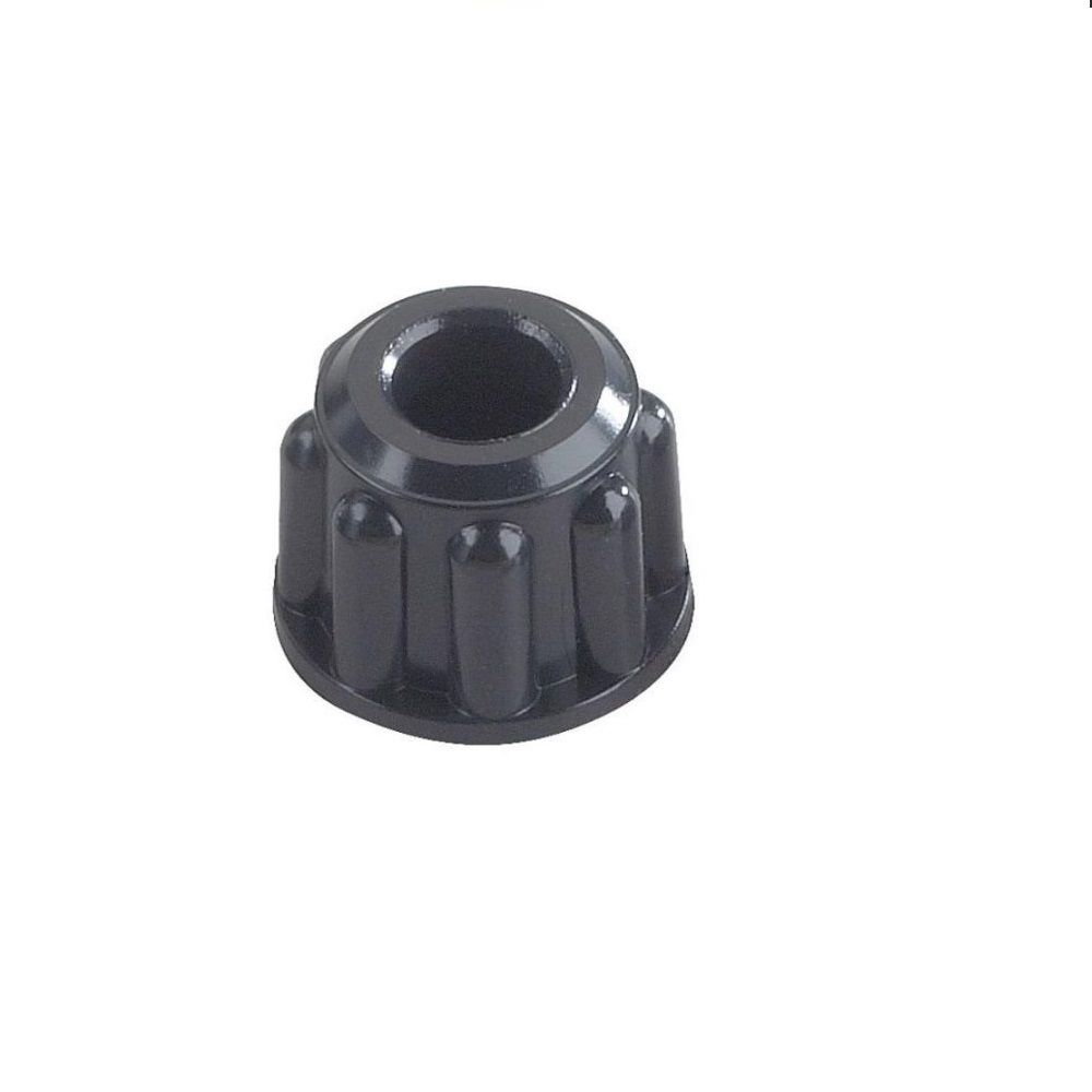 "AK10BLK Stenner 1/4"" Connecting Nut Pack of 100"