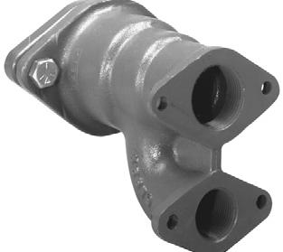 Goulds AW42 Offset Well Adapter