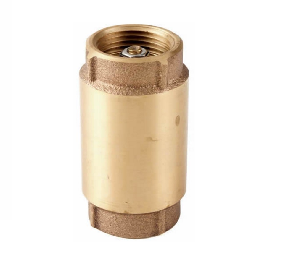 Merrill CVNL100 No Lead Brass Check Valve