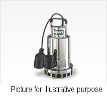 Myers DS33P1 DS Series Steel Sump Pumps, 1/3 HP, 115 V