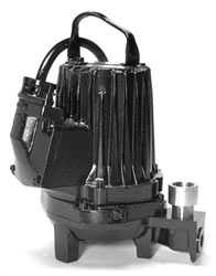 Goulds 1GA71G1HD Submersible Grinder Pump 1PH 3HP 230V