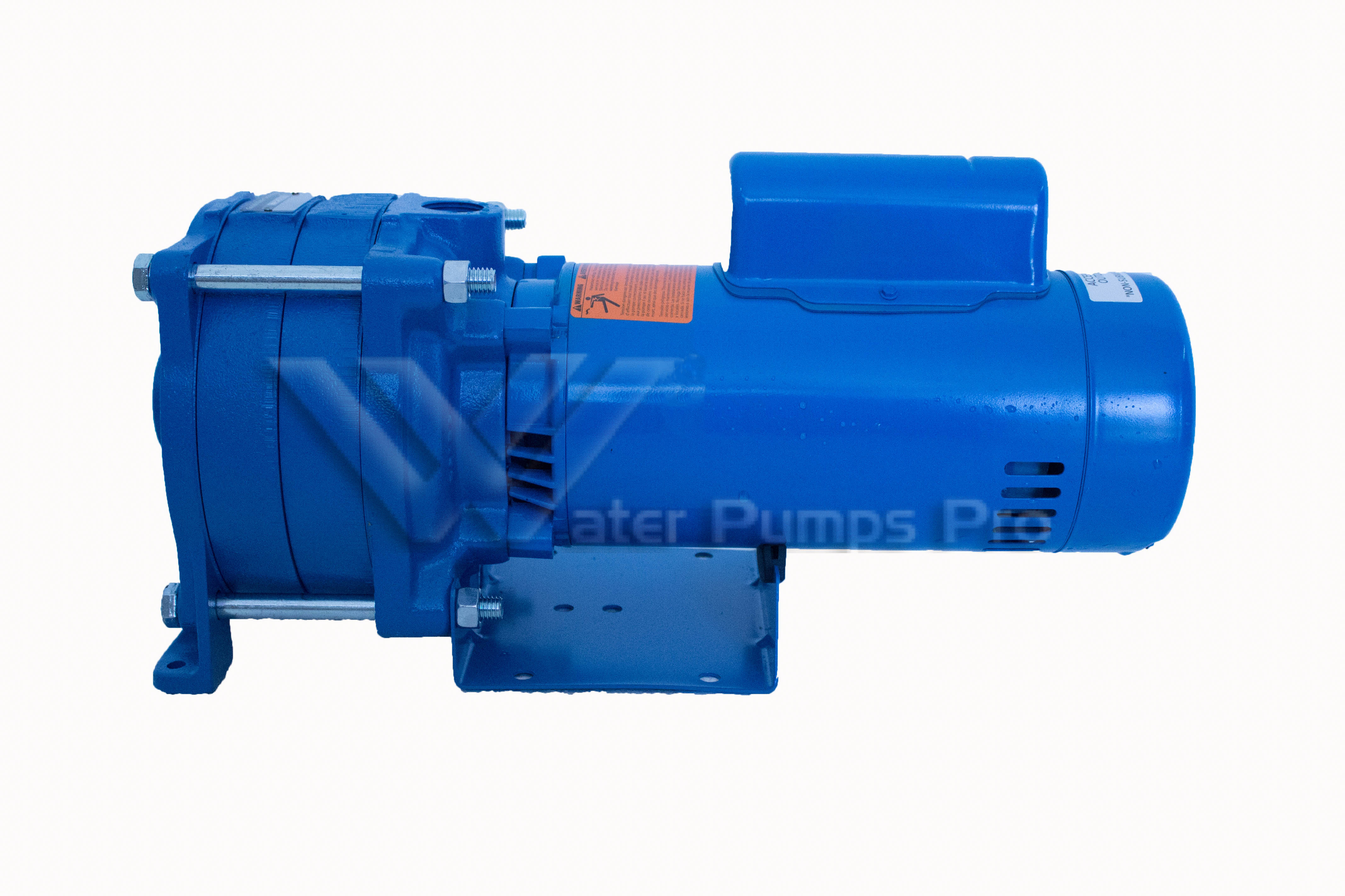 3 Stages 115//230 V Single Phase Goulds HSC30 Multi-Stage Centrifugal Pump ODP Enclosure. 3 HP