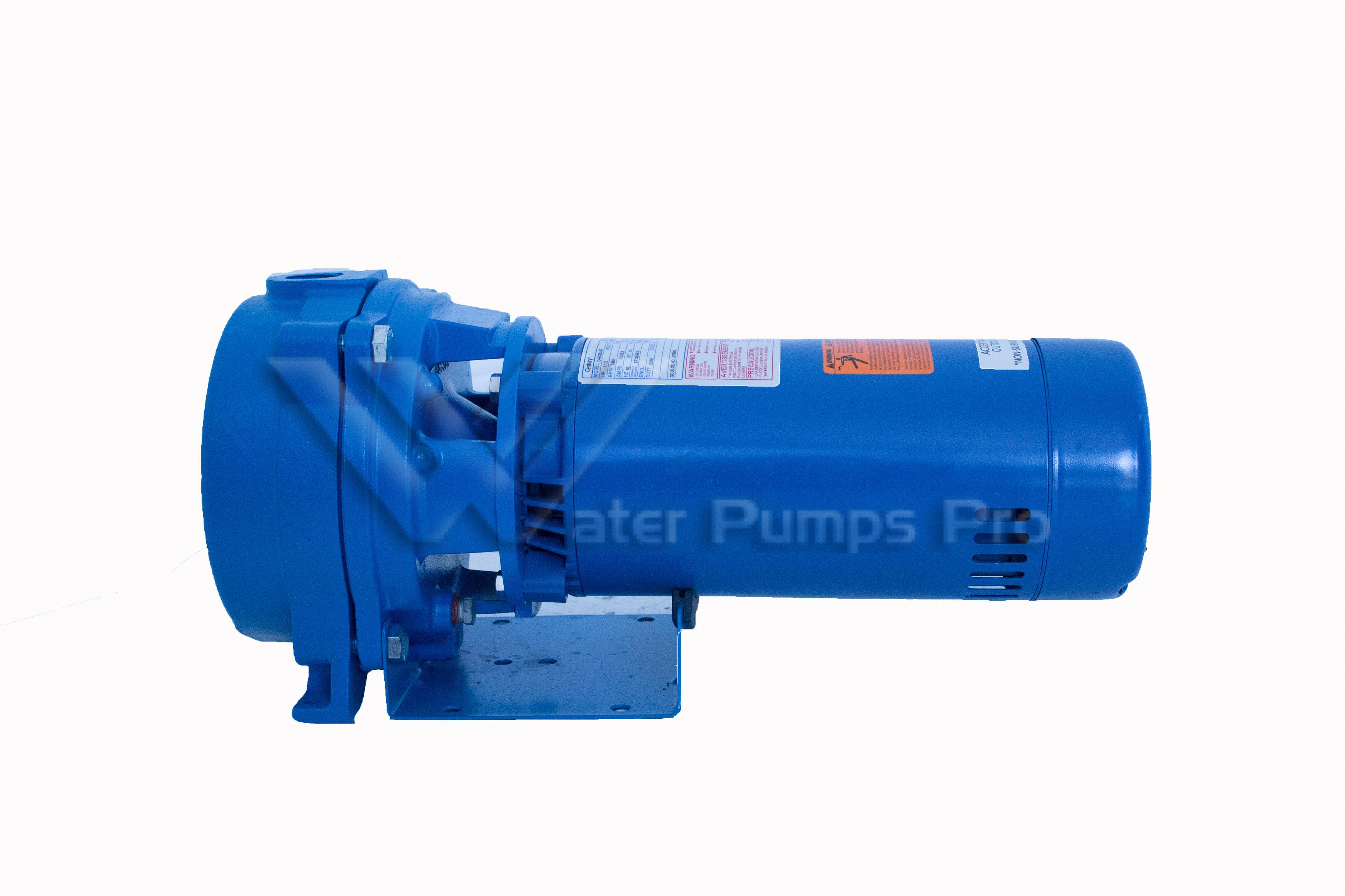 Jet Pump Goulds Deep Well Jet Pump