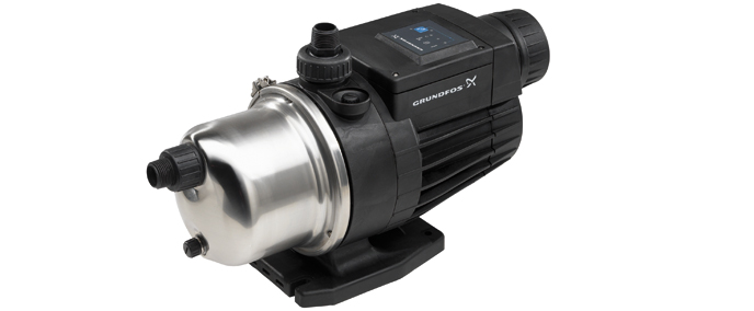 Grundfos #96860172 MQ 3-35, 3/4 HP, 1 PH, 115 V