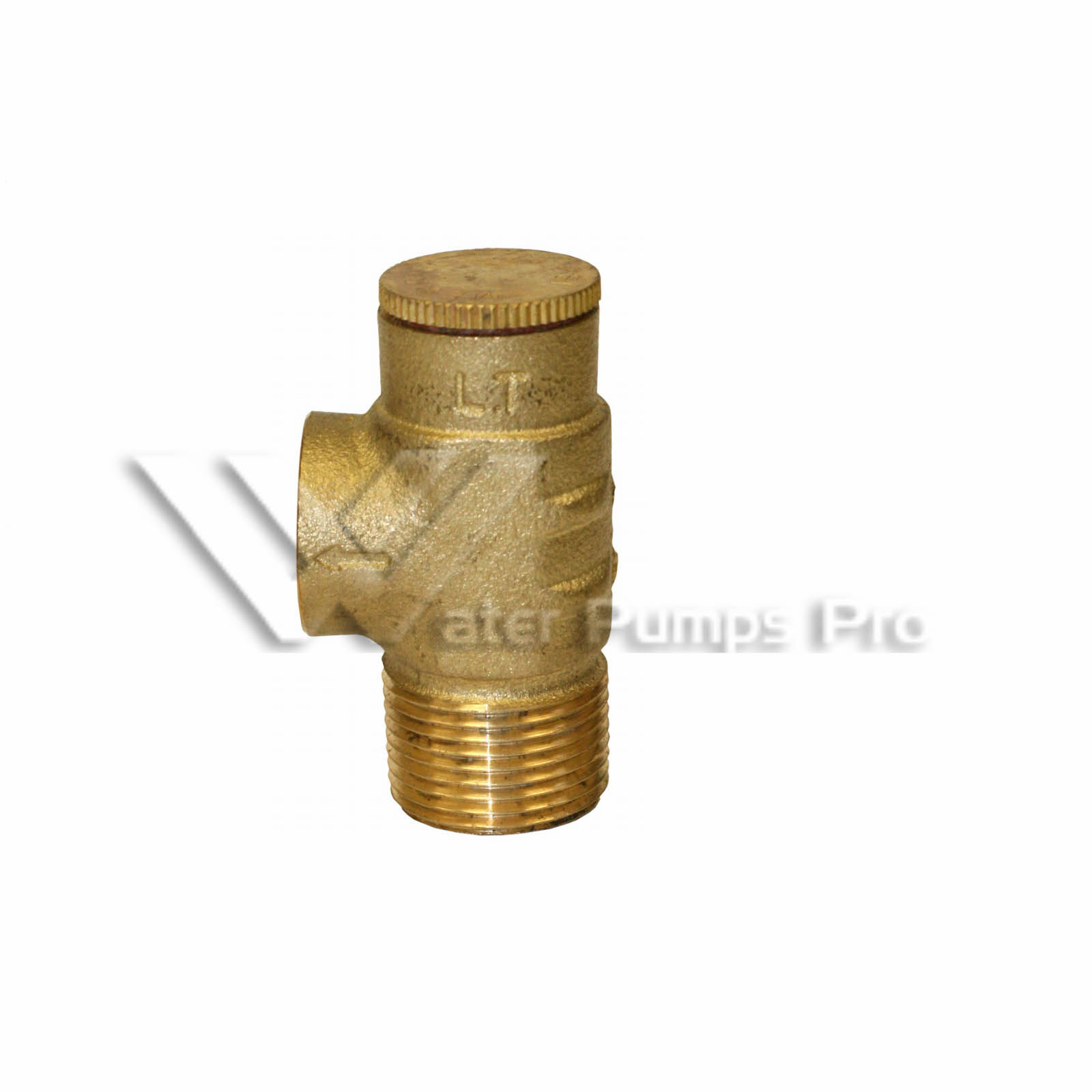 Merrill PRVNL75 No Lead Brass Pressure Relief Valve