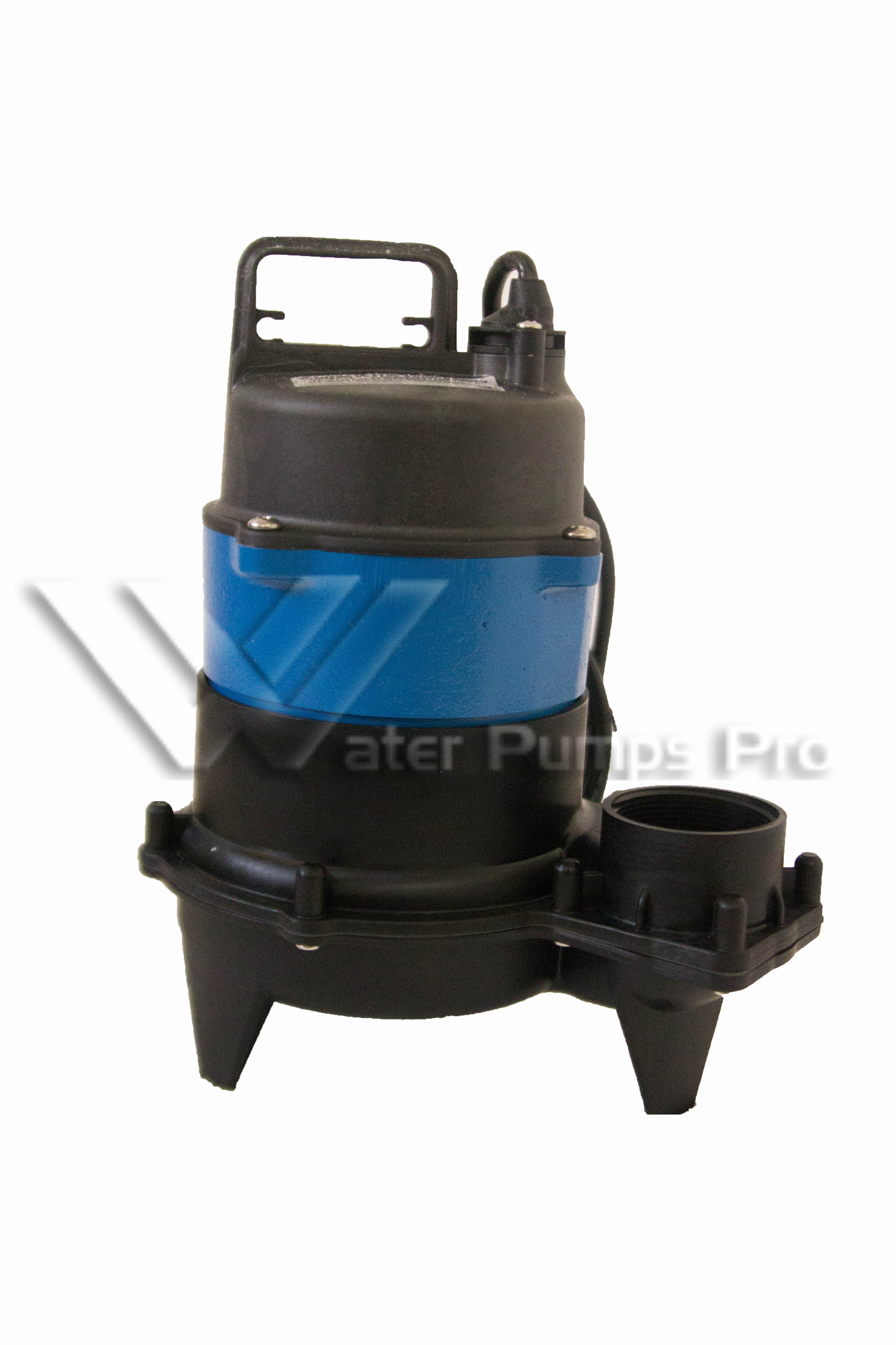Goulds WW0512 Sub Sewage Pump 1/2HP 230V 1 Phase