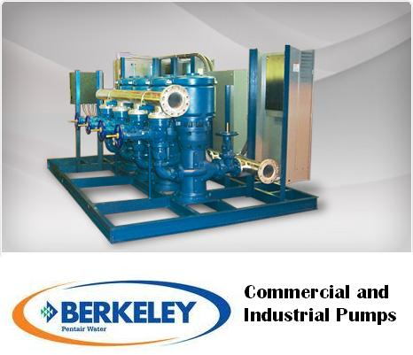 Commercial and Industrial Pumps