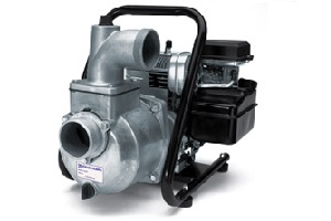 Gasoline Powered Contractor Pump