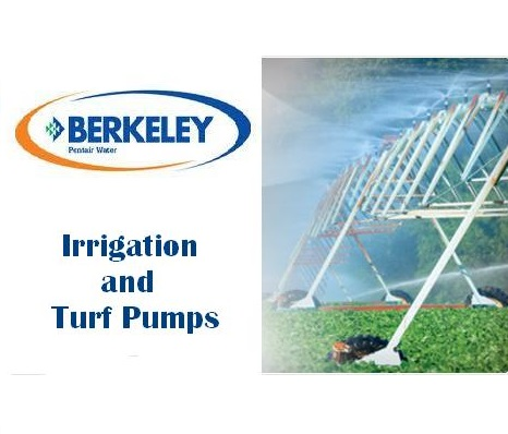 Irrigation and turf pumps