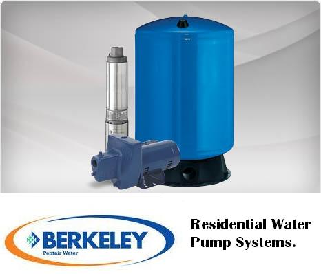 Residential Water Pump Systems