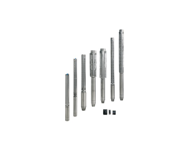 SP Submersible Pump Ends