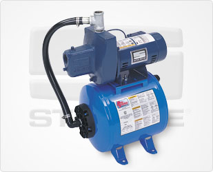 Starite Shallow Water Well Jet Pump 3/4 HP 115/230 Volts